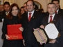 CFK en la asunción del nuevo presidente de Paraguay