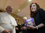 CFK en Río de Janeiro con el Papa Francisco