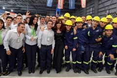Cristina en Chaco