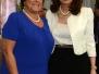 Cristina en la asunción de Bachelet