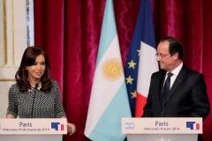 Cristina en París