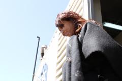 Cristina en Yacanto