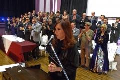 Cristina reinaugura el histórico cine Gaumont