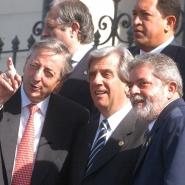 El Presidente Néstor Kirchner asume la presidencia del MERCOSUR