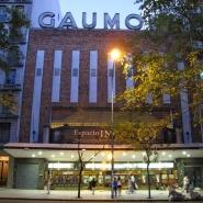 Sala Gaumont, del Espacio INCAA