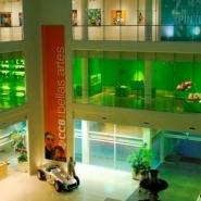 Centro Cultural del Bicentenario y sus tres museos (Santiago del Estero)