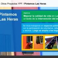 YPF en Las Heras