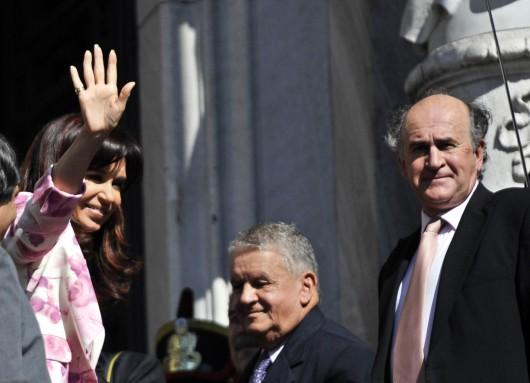 CFK en el congreso