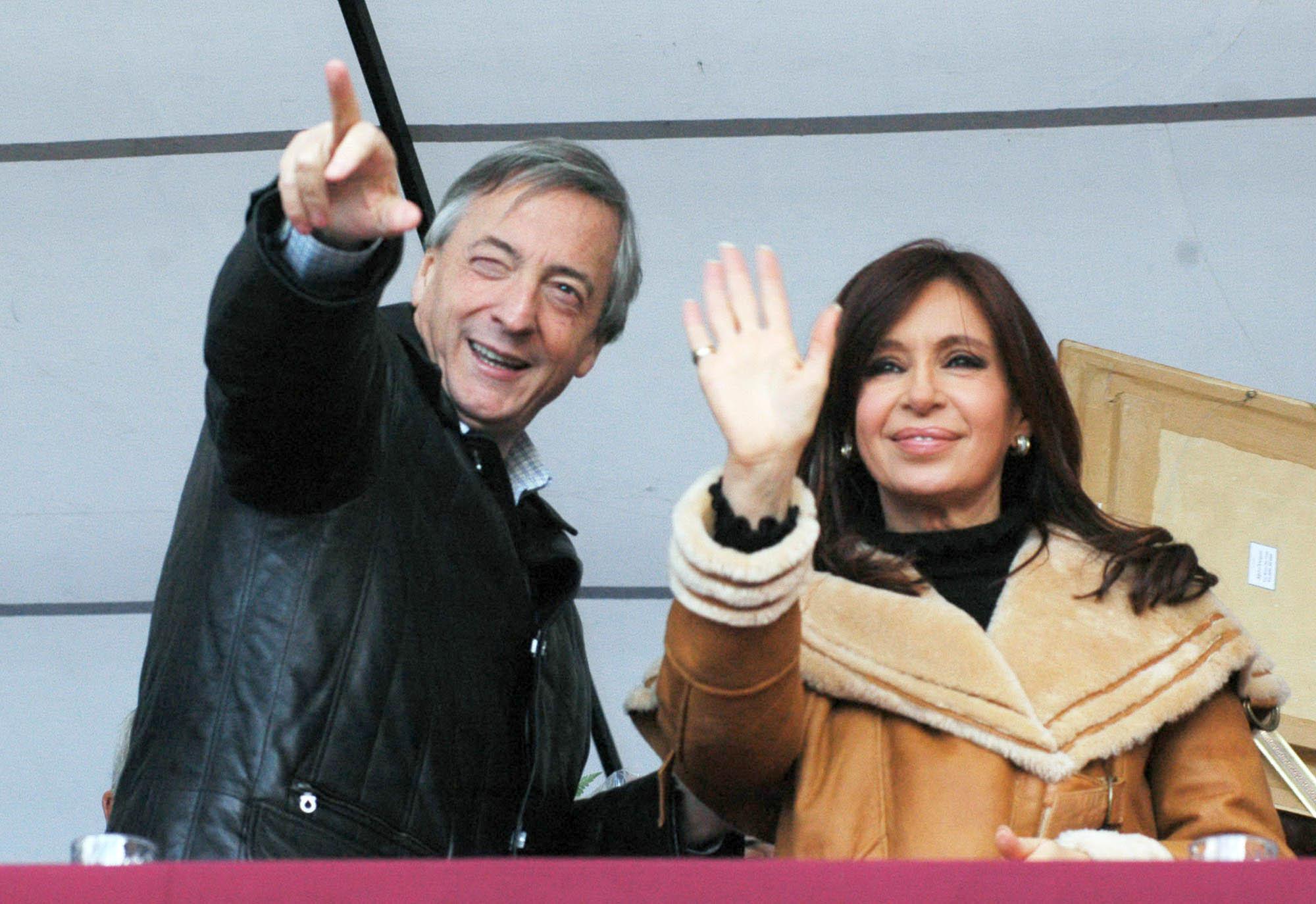 Presidente Néstor Kirchner