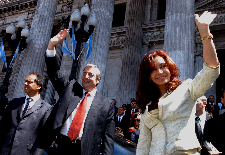 Cristina Kirchner  Wikipédia a enciclopédia livre