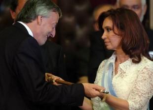 Asuncion de Cristina Fernández de Kirchner