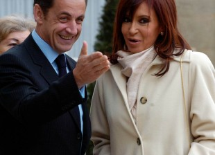 Cristina en Paris