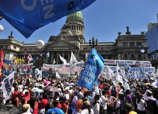 Cristina Kirchner Asamblea en el Congreso 2013
