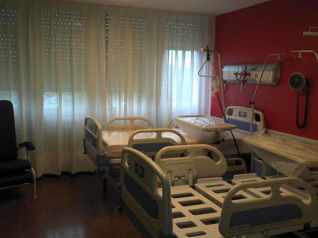 Remodelación del Complejo Hospitalario Churruca - Visca