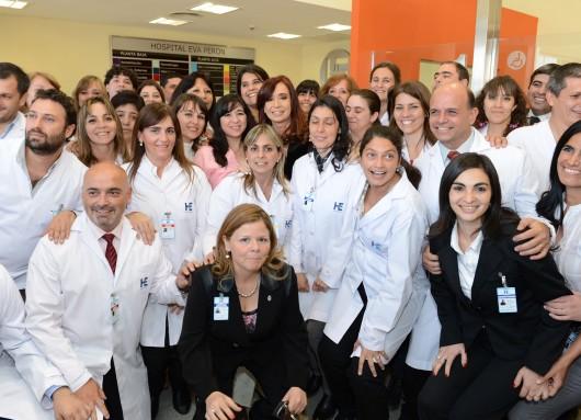 Hospital Eva Peron en Tucuman