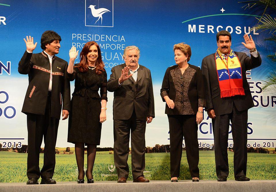 Cumbre del Mercosur en Uruguay
