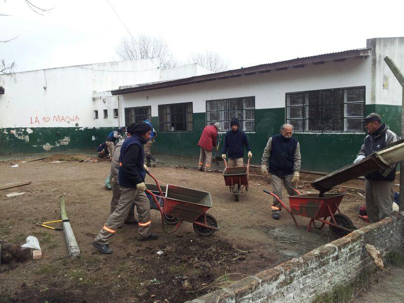 Escuela Primaria N°12 Vicenta Castro Cambon