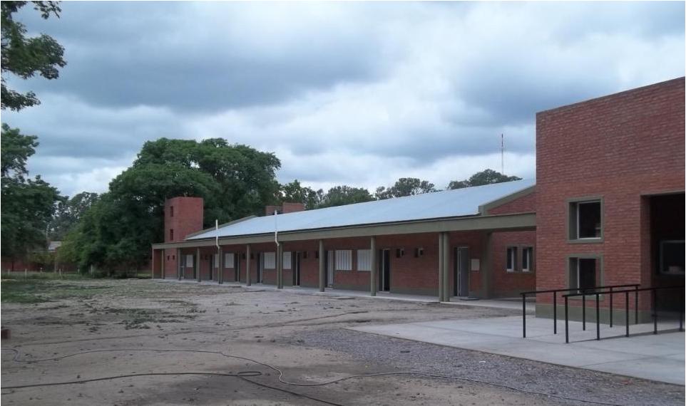Residencia Estudiantil Santiago del Estero
