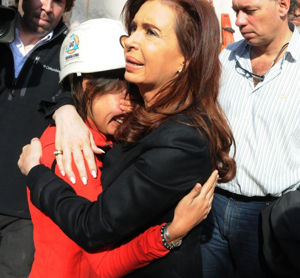 CFK en Rosario.