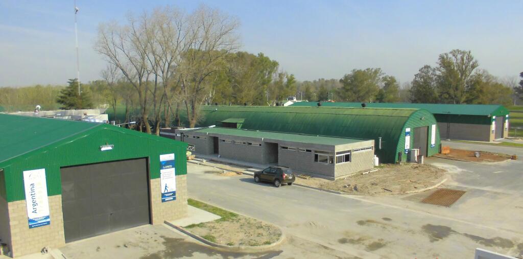 Centro Recreativo Nacional (Cerena) en Ezeiza