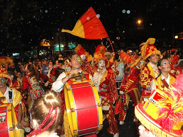 Carnaval Federal de la Alegría