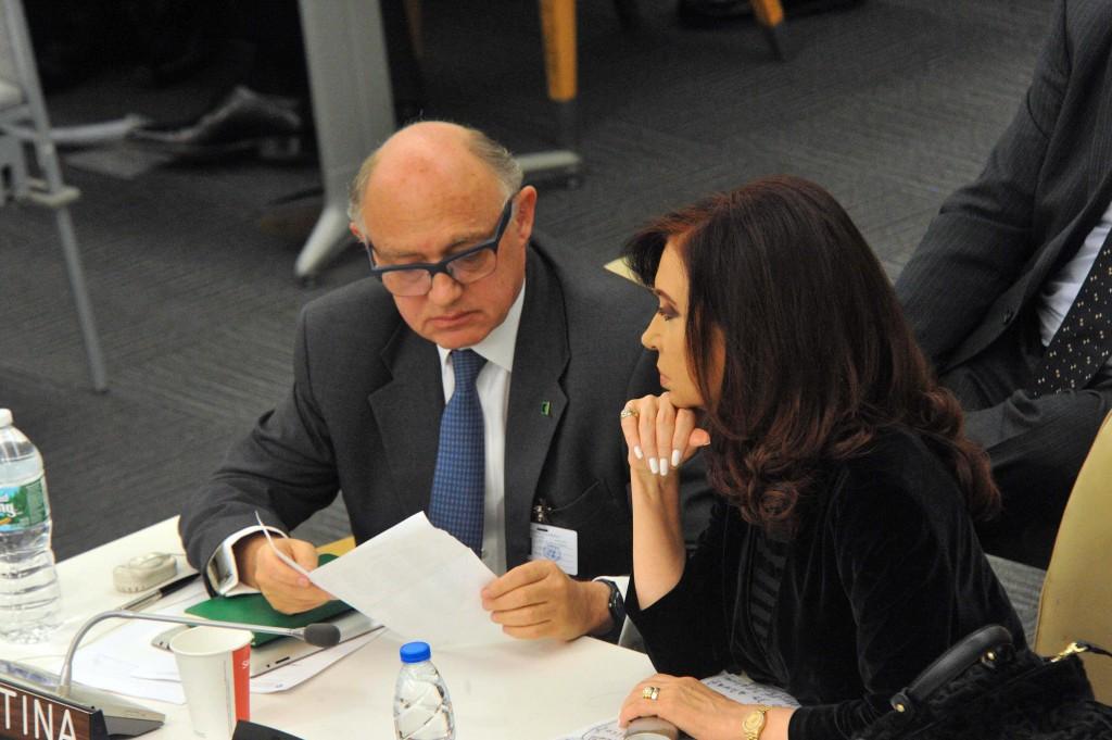 CFK en Nueva York: 68ª Asamblea General de la ONU