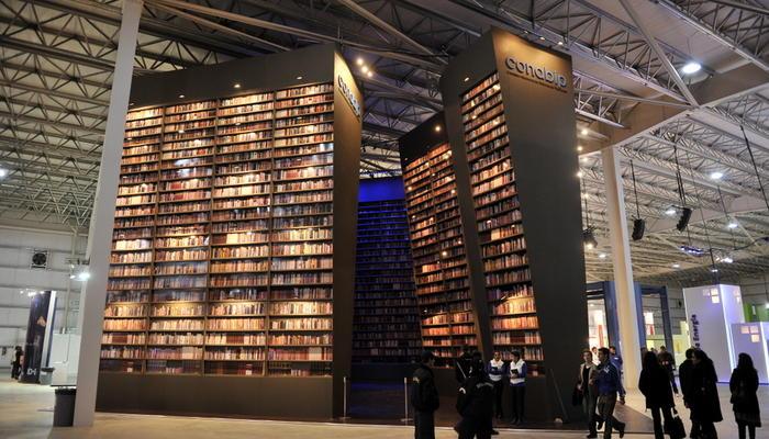 Mejores bibliotecas y más libros