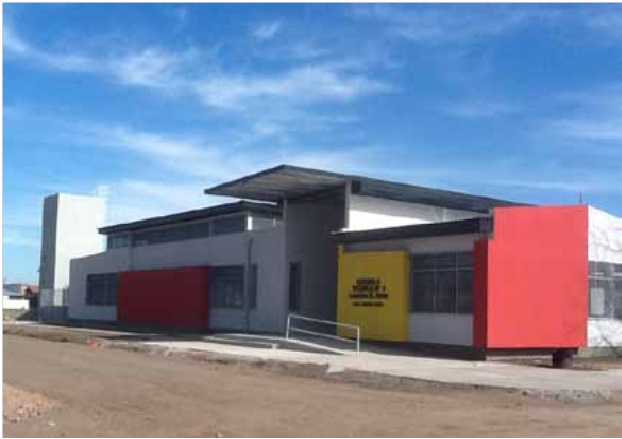 Escuela Técnica Nº1 en Vedia, Partido de Leandro N. Alem.