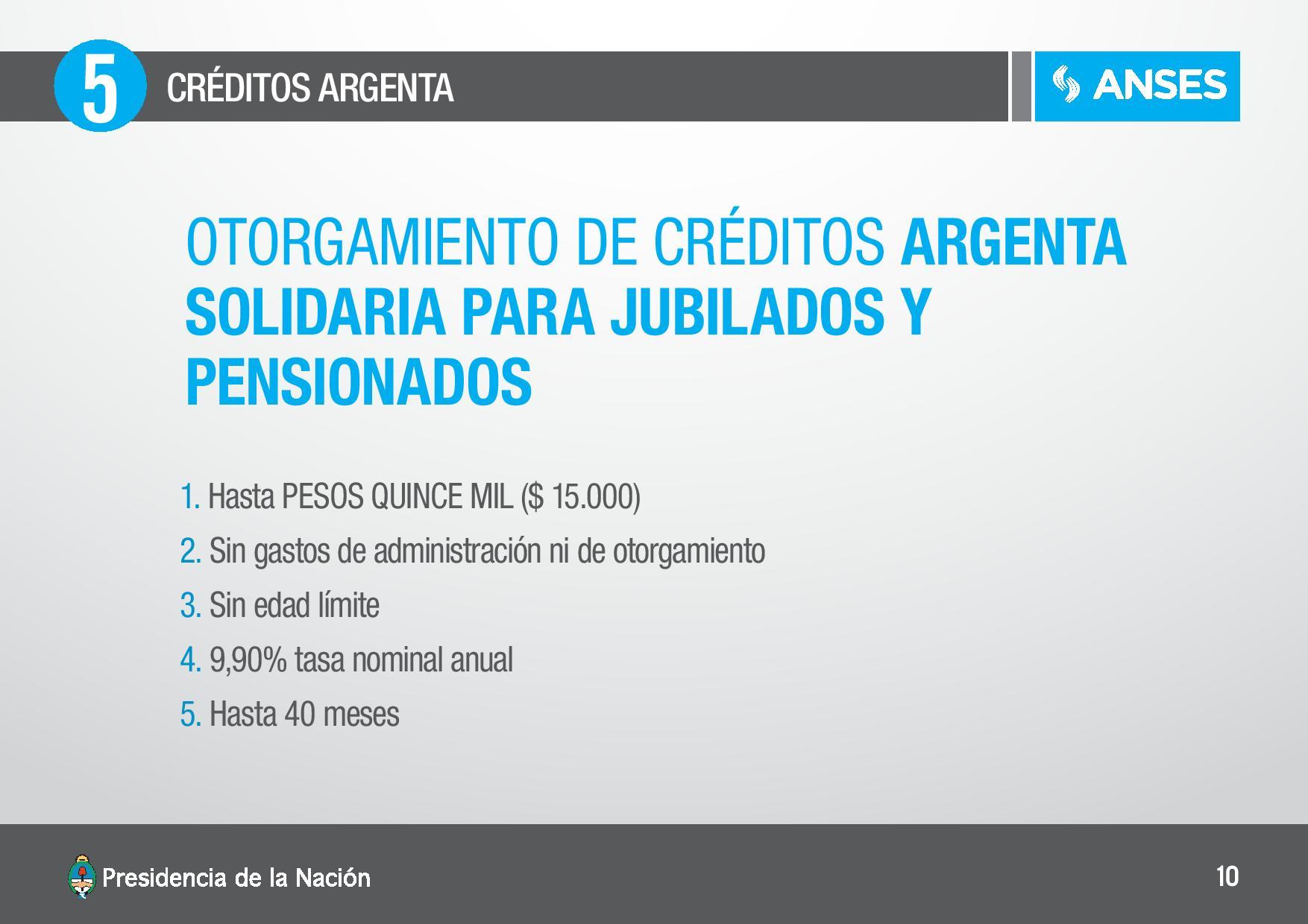 Incendios Cordoba tarjeta Argenta