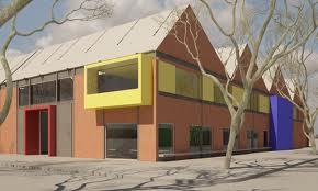 Casa de la Cultura villa 21 Barracas (primera gran obra cultural en una villa de emergencia)