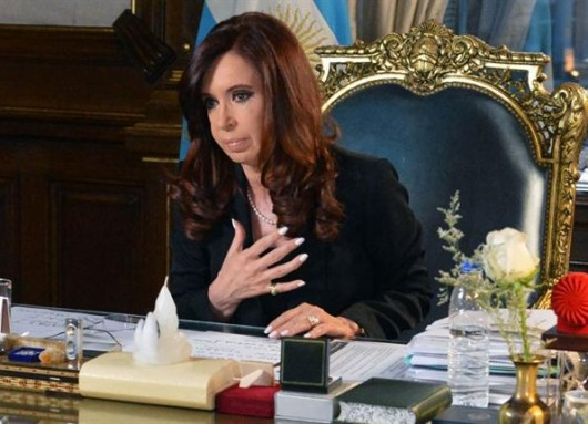 Cristina Kirchner cadena nacional