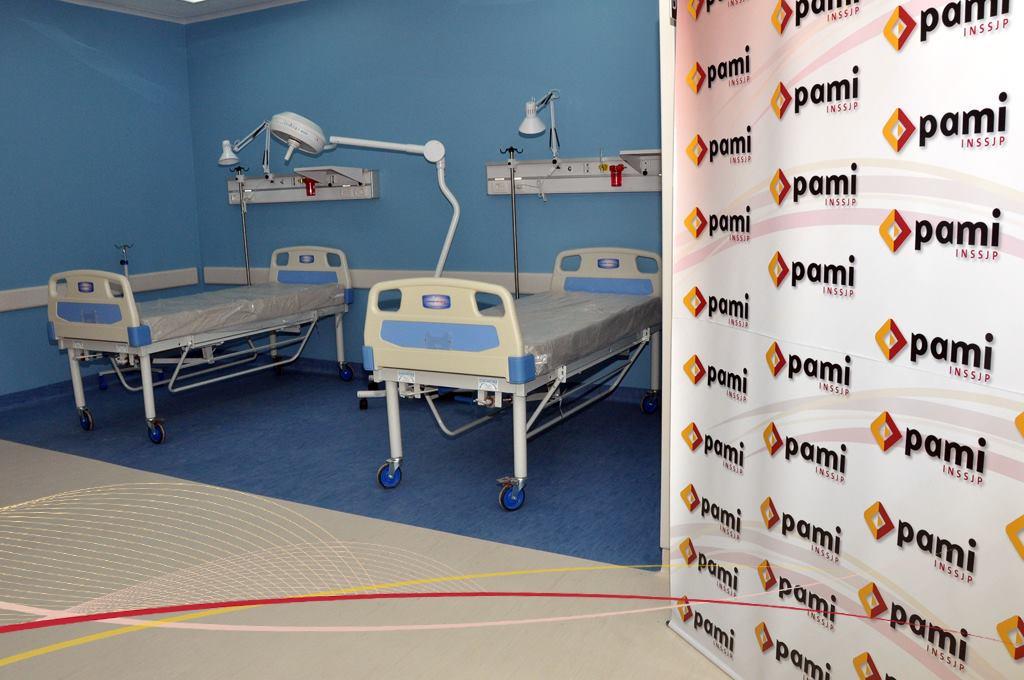 PAMI Hospital Cesar Milstein ex Hospital Frances