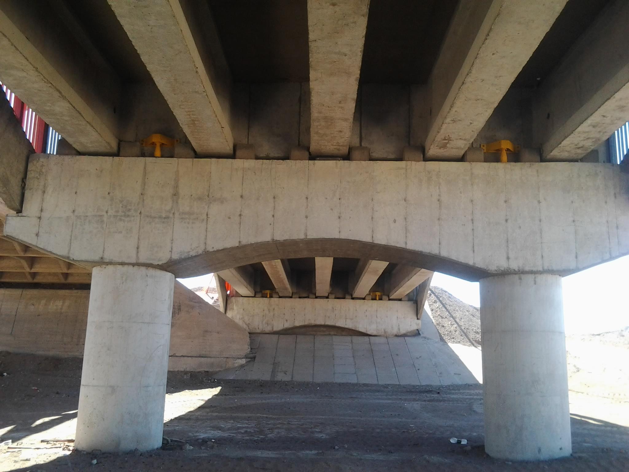 Puente en Cochagual San Juan