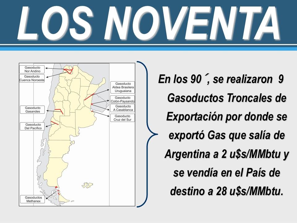 Gas en La Matanza