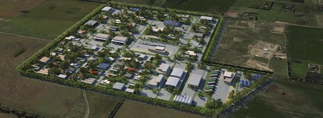 En 2003 había 80 parques industriales y sólo algunos cumplían su función. Hoy, hay 316 parques industriales a lo largo y ancho de todo el país.