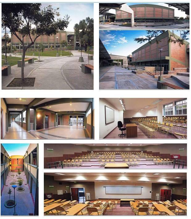 Ampliación Universidad de Salta, Parque Industrial y laboratorios