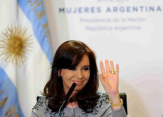 Cristina Fernnadez de Kirchner