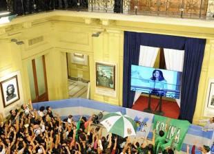 """LANZAMIENTO DEL PROGRAMA """"RECUPERAR INCLUSIÓN"""",  EN LA GALERÍA DE LOS PATRIOTAS LATINAOMERICANOS, EN CASA ROSADA."""