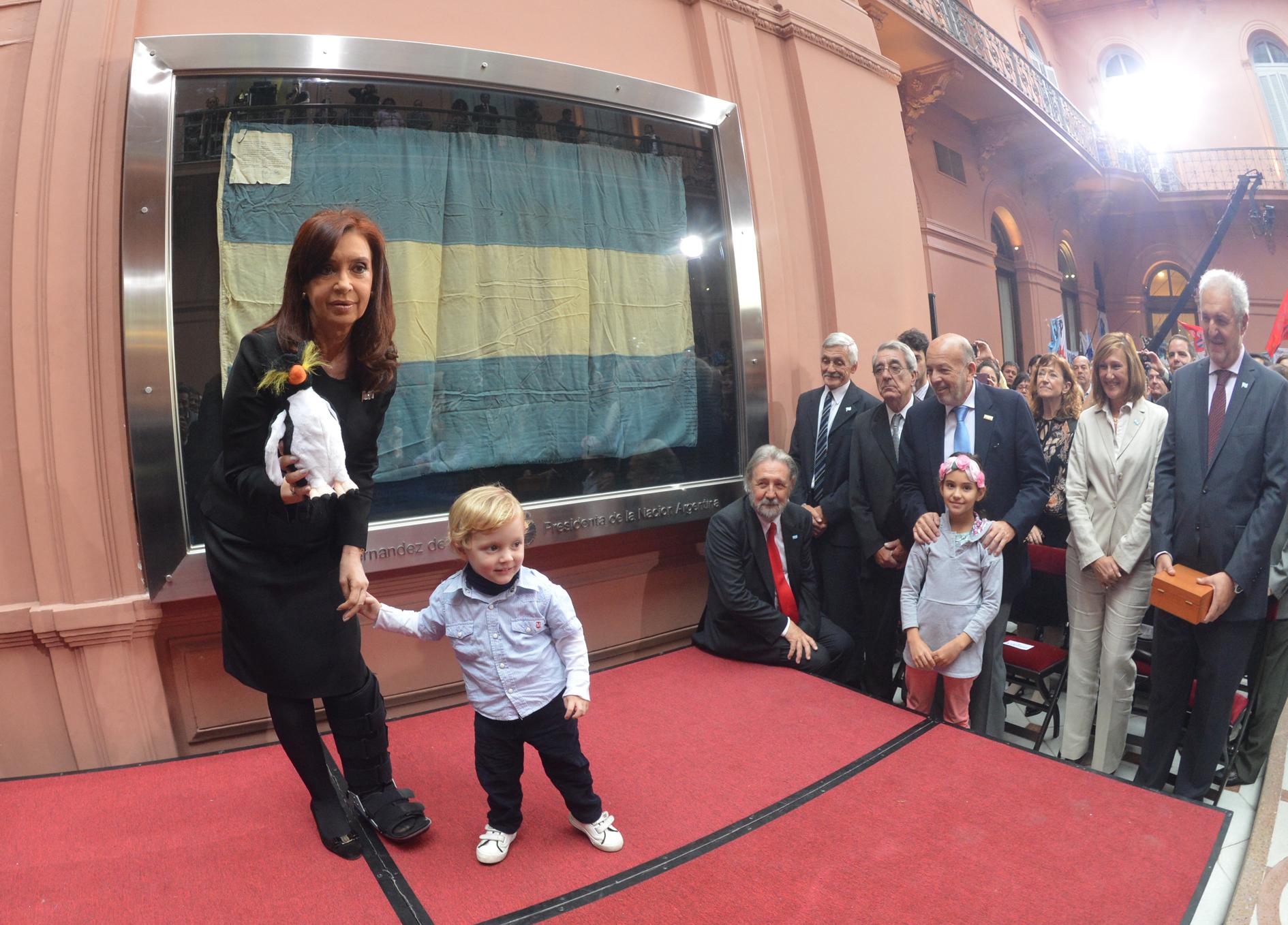 Cristina Kirchner Malvinas Argentinas