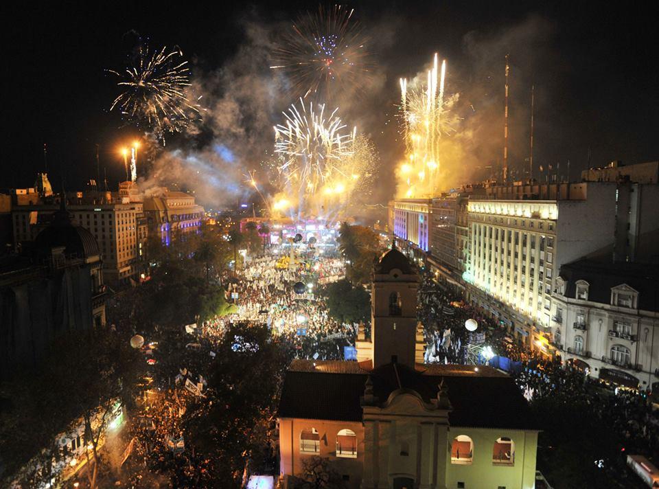 Fiesta Patria Popular del 25 de Mayo
