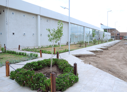 Terminal de Marcos Juarez