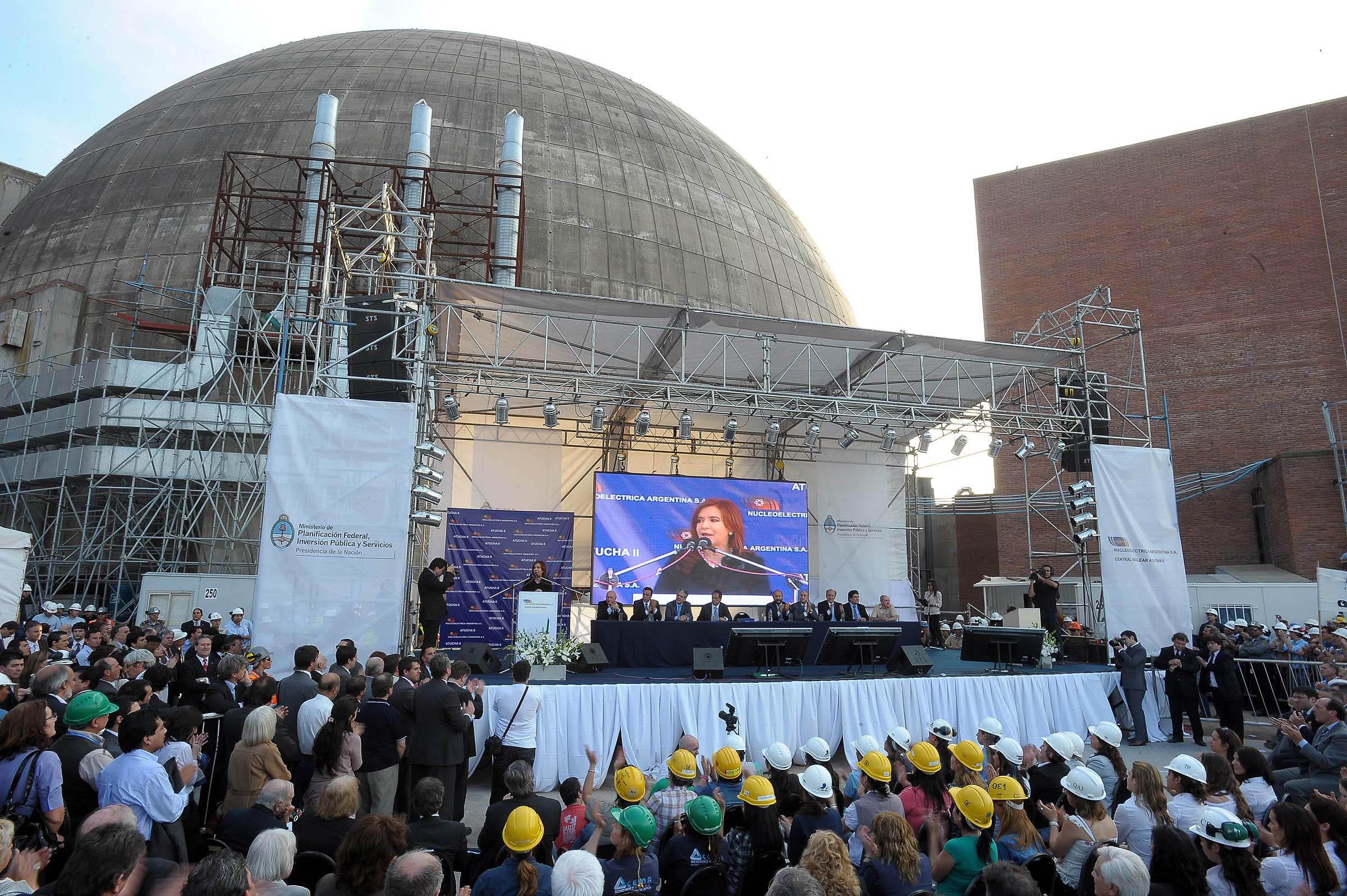 Macri cumple: inaugurara obras en San Luis