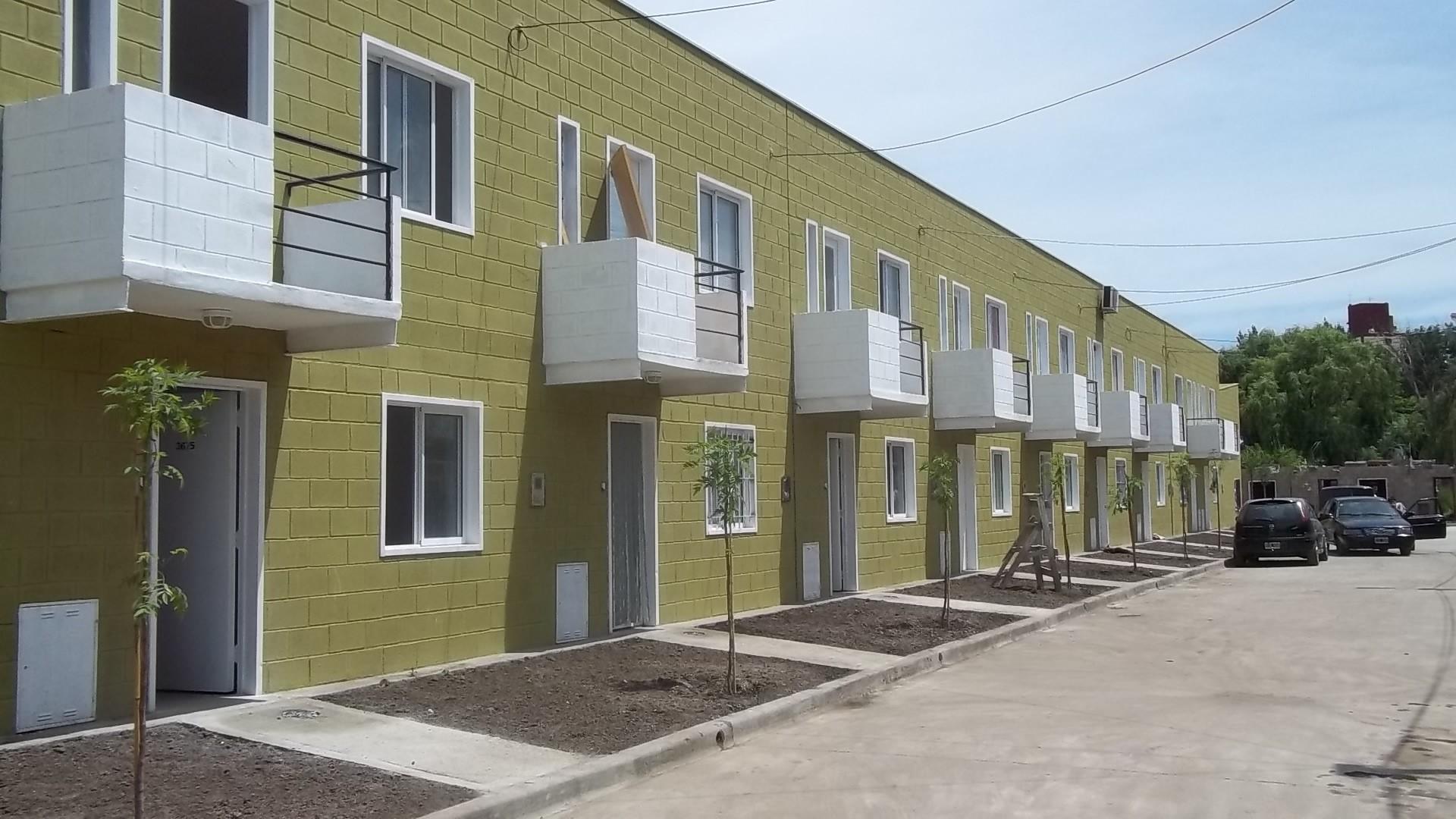 Viviendas Barrio Génova 4