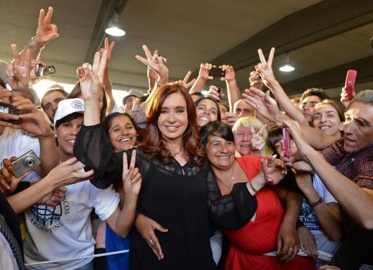 Cristina Kirchner Plan Sumar