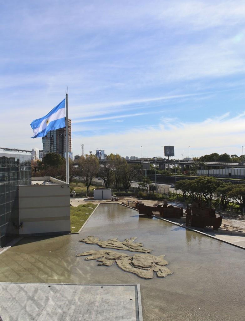 Inauguración del Museo de Malvinas en el Espacio de la Memoria.