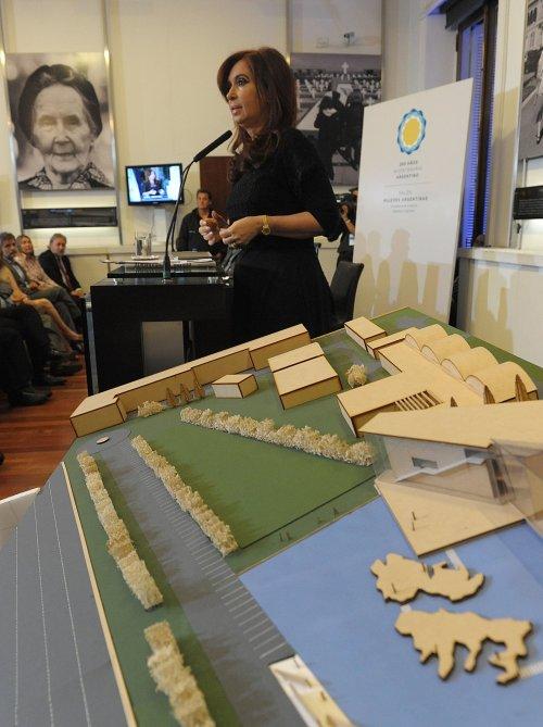 Se anunció el llamado a licitación para realizar el Museo y Memorial de las Malvinas