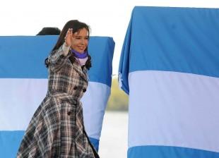 Cristina dia de la bandera