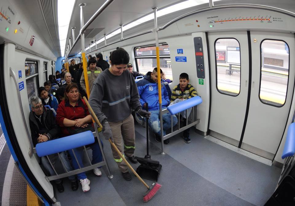 Trenes 0 km para el Tren Sarmiento