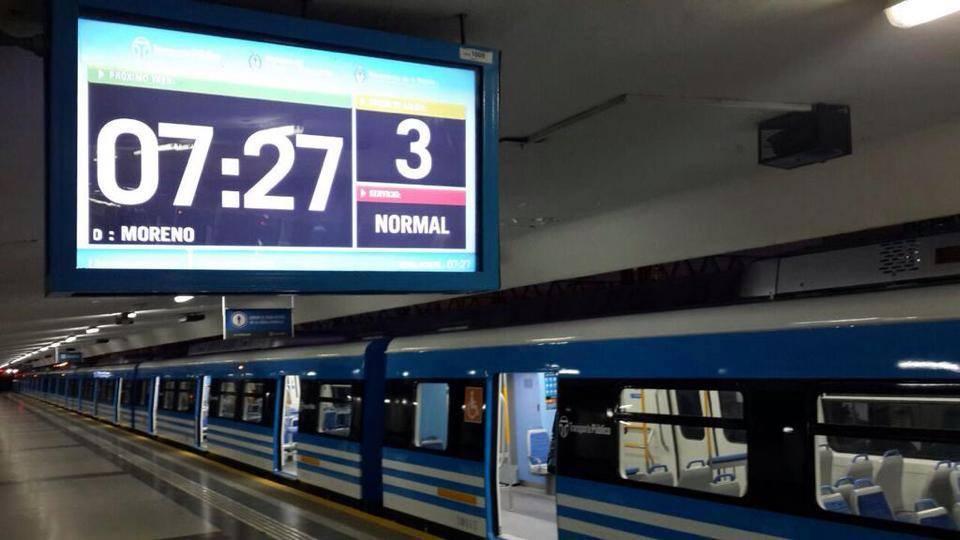 Detalles sobre renovación de material rodante a la Línea Sarmiento