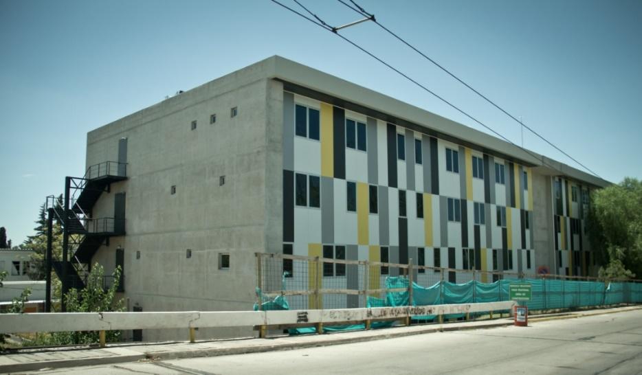 """Inauguramos el nuevo edificio del Instituto de Histología y Embriología de Mendoza """"Dr. Mario H. Burgos"""", dependiente del CONICET y la Universidad Nacional de Cuyo. La inversión fue de $ 31 millones."""